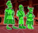 Pariah's soldiers