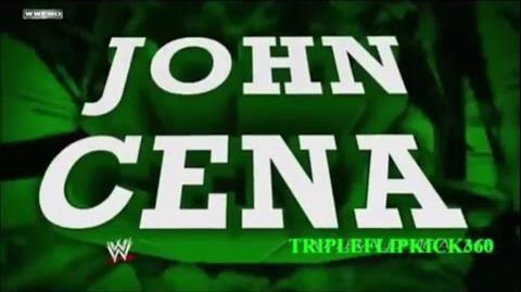 John Cena Intro (for MLG)