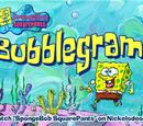 SpongeBob's Bubblegram Game