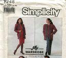 Simplicity 8248 B