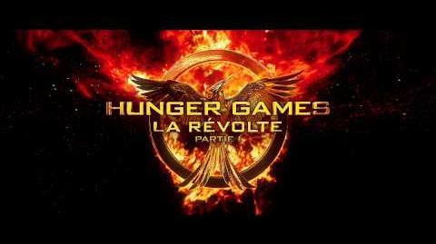 HUNGER GAMES LA REVOLTE - Partie 1 - Teaser Final VF