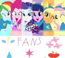 Fans de Equestria Girls