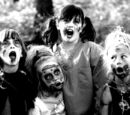 Zombie Trick-or-Treaters