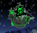 Youngblood's Pirate Ship