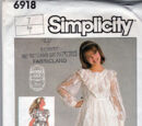 Simplicity 6918 B