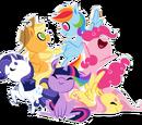 Wiki Mi Pequeño Pony: Fan Labor