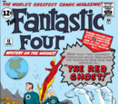 Fantastic Four Vol 1 13