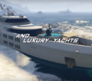Galaxy Super Yacht
