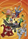 Justice League Vol 2 46 Textless Looney Tunes Variant.jpg