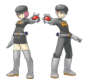 Team Rocket's Pokémon
