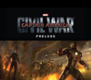 Marvel's Captain America: Civil War Prelude Vol 1 2