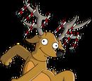 Dancing Reindeer