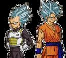Super Saiyan Blue