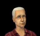 Sims with short hair (fanon)