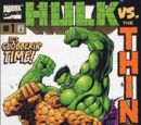 Hulk vs. The Thing Vol 1 1