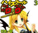Light Novel Volume 03: Excalibur of the Moonlite Schoolyard
