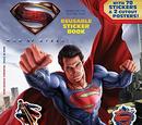 Man of Steel: Reusable Sticker Book
