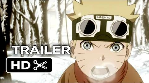 The Last Naruto the Movie Official US Release Trailer (2015) - Anime Action Adventure HD