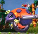 Knuckles: Horde of Enemies