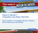 A Spartan Love Story, Part One