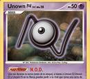 Unown N (Maravillas Secretas TCG)