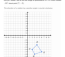 High school geometry: Transformations