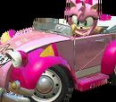 Sonic & Sega All-Stars Racing (Nintendo DS) sprites