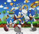 Hedgehogsonic11/Sonic's 25th Anniversary Branding