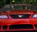 2003 Saleen S281-E Mustang