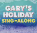 Gary's Holiday Sing Along