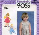 Simplicity 9055 A