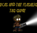 Lucas and the Flashlight Tag Game