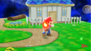 Mario usando la Barrera de fuego (2) SSB4 (Wii U).png