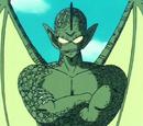 Tambourine vs Ten Shin Han (final saga de Piccolo Daimaoh)