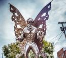 Bob Roach's Mothman Statue