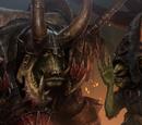 Héroe Orcos y Goblins
