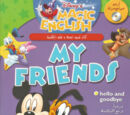 Disney's Magic English: My Friends