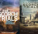 The Scorch Trials book to film differences