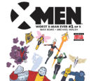X-Men: Worst X-Man Ever Vol 1 1