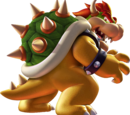 Life in the Bowser's Castle