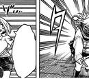Himiko Toga vs. Ochaco Uraraka & Tsuyu Asui