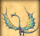 Kettenschwanz/Dragons-Aufstieg von Berk