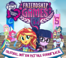 My Little Pony: Equestria Girls: Friendship Games (soundtrack)