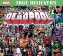 True Believers: The Wedding of Deadpool Vol 1 1