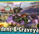 Ogrody i cmentarze
