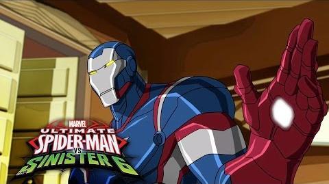 Ultimate Spider-Man (Animated Series) Season 4 4