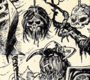 Skull Swords