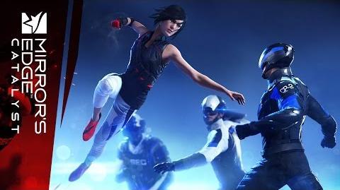 CuBaN VeRcEttI/Diario de desarrollo de Mirror's Edge: Catalyst sobre la jugabilidad