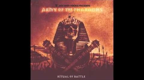 "Jedi Mind Tricks Presents Army Of The Pharaohs - ""Seven"" Official Audio"