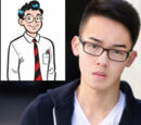 ARCHIE COMICS: CW Riverdale bio Dilton Doiley